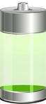 Flat battery